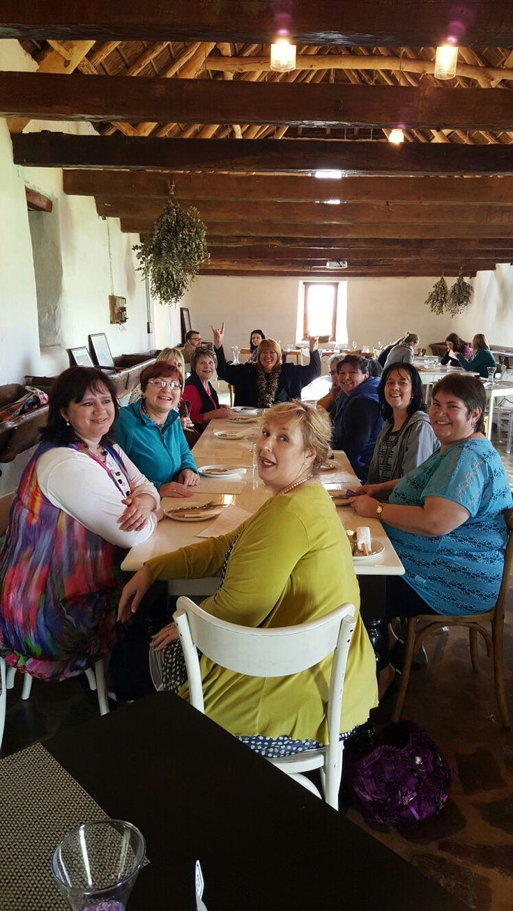 Hospitality at Phizantekraal wine farm, Durbanville