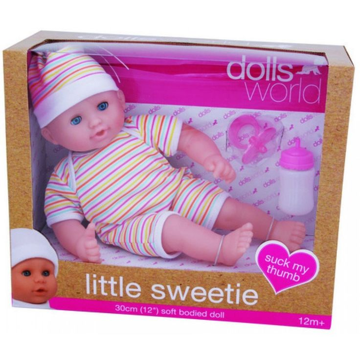 Buy Dolls World Little Sweetie  by Dolls World online and browse other products in our range. Baby & Toddler Town Australia's Largest Baby Superstore. Buy instore or online with fast delivery throughout Australia.