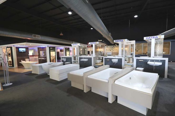 19 best Showrooms images on Pinterest   Showroom design, Bathroom ...