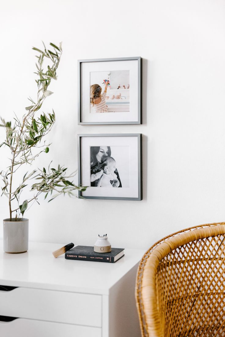 Designed with your photos in mind. Create a Modern Metal Frame from @artifactuprsng.