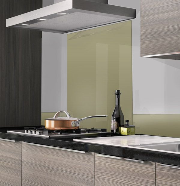 Kitchen Splashbacks Glass Versus Paint
