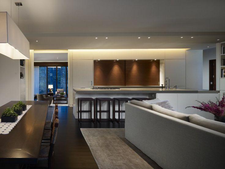 Bright Residence Interior Design With Scandinavian Style Charming Living Space Decor Modern Furniture Glencoe