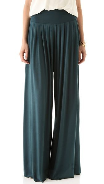 Rachel Pally Disco Pants    I dunno about disco pants, I just wanna wear those all weekend long, they look so comfy