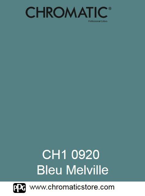 Finalisez votre projet peinture en vous rendant dans l'un de nos points de vente partenaires. Trouvez votre distributeur sur www.chromaticstore.com  #bleumelville