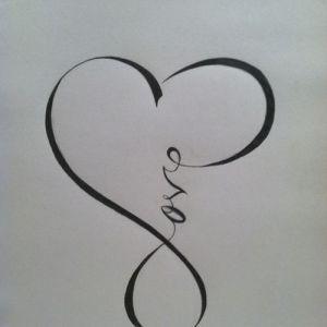 Family Symbol Tattoo   Family Forever Tattoo. Infinity sign