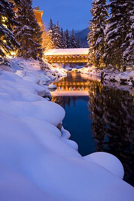 The Covered Bridge in Vail
