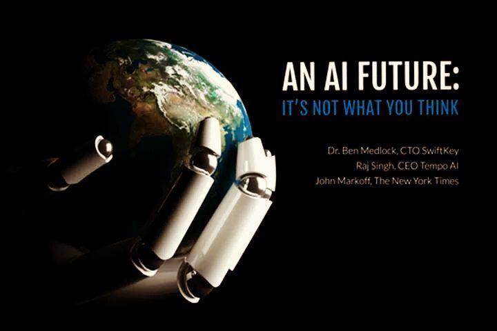 Artificial Intelligence: Masa Depan Evolusi Manusia?  Dimulai dari isapan jempol sekelompok penulis fiksi ilmiah Artificial Intelligence (AI) kini telah menjadi bagian dalam keseharian kita. Walaupun mungkin masih butuh bertahun-tahun untuk bisa merasakan seorang asisten robot yang membantu pekerjaan kantor kita tetapi AI kini telah memiliki dampak yang cukup signifikan di berbagai lini kehidupan kita.  Ramalan cuaca penyaring e-mail spam prediksi di mesin pencari sampai Siri dan Cortana…