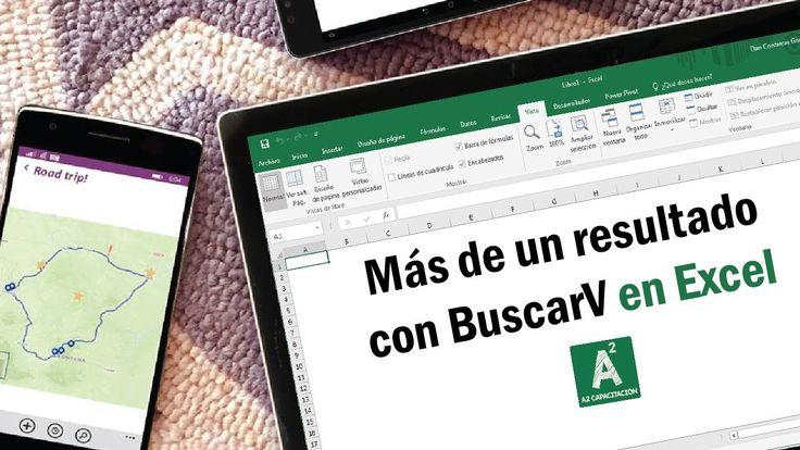 Usa BuscarV en Excel a nivel Dios: Encuentra múltiples resultados con Bu...
