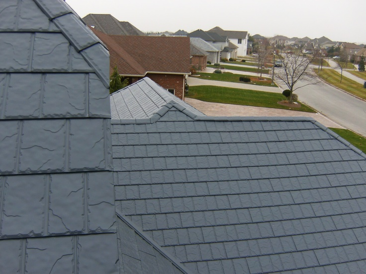 Best 17 Best Images About Charcoal Grey Slate Metal Roofing On 400 x 300