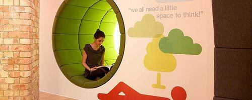 Diseño de interiores; tienda, oficina y sala de exposiciones - Espacios Vives