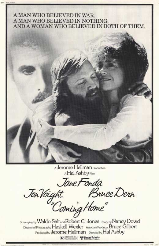 Home is a 1978 drama film directed by Hal Ashby and starring Jane Fonda, Jon Voight and Bruce Dern. Description from jettauen.jimdo.com. I searched for this on bing.com/images