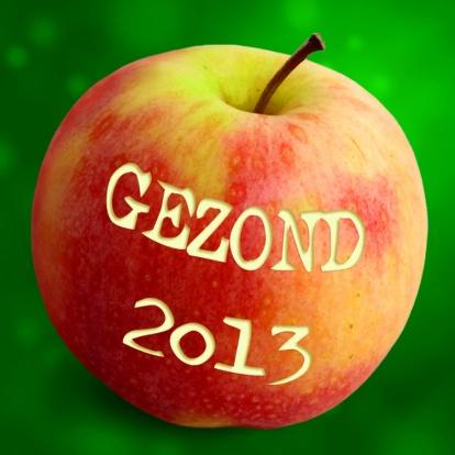 Veel gezondheid voor 2013!
