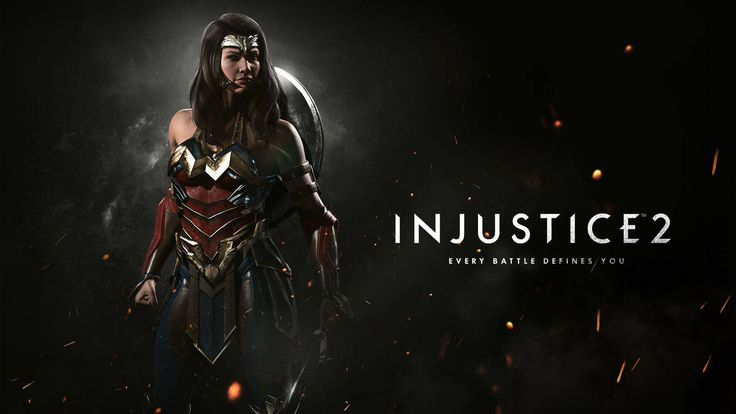 awesome Wonder Woman Injustice 2 1920x1080