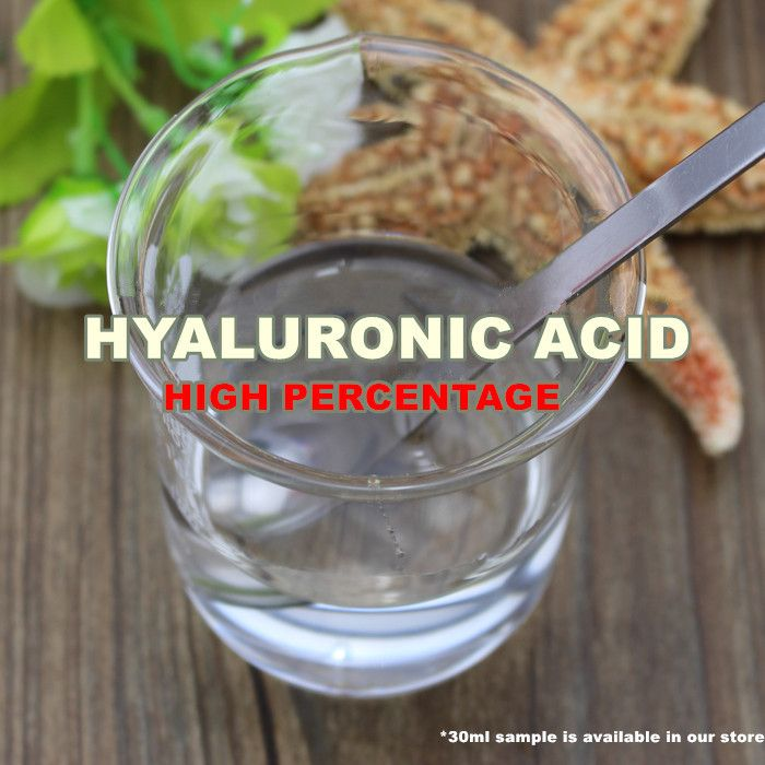 High Percentage Concentration Hyaluronic Acid Liquid 1000ml Cosmetics OEM