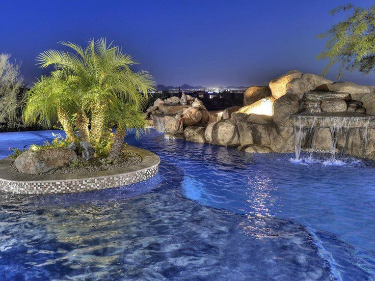 55 best dream backyards images on pinterest backyard - What do dreams about swimming pools mean ...