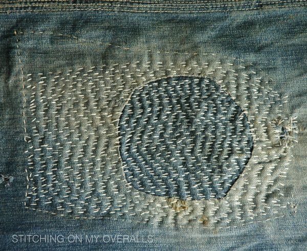 sashiko-style mending, folk fibers: Fiber Patches, Folk Fiber, Google Search, Art, Sewing Diy, Sashiko Styl Mendes, Boro Sashiko Stitches, Blog, Mendes Jeans