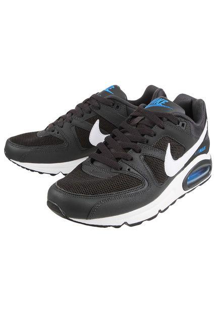Me encanta! Miralo! Zapatilla Negra Nike Air Max Command  de Nike en Dafiti