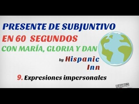 how to use the subjunctive in spanish