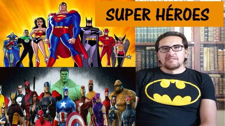 Películas de Superhéroes - ¿Qué podemos aprender? - CyberSaulo