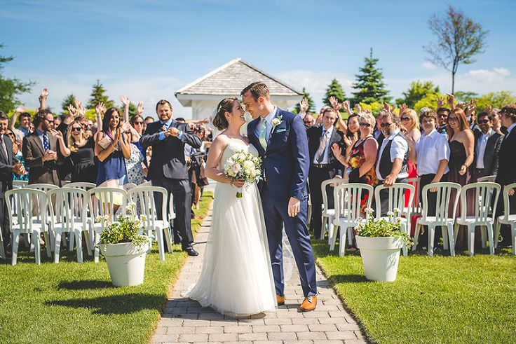 Tangle Creek Wedding Ceremony photo by Vaughn Barry Photography www.vaughnbarry.com