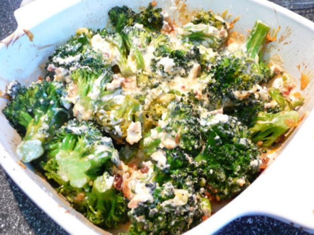 Rate And Review Cheesy Broccoli Casserole (Low Carb) Recipe from Food.com  - 465650