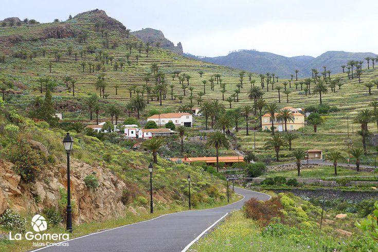 Alajeró en La Gomera #Canarias
