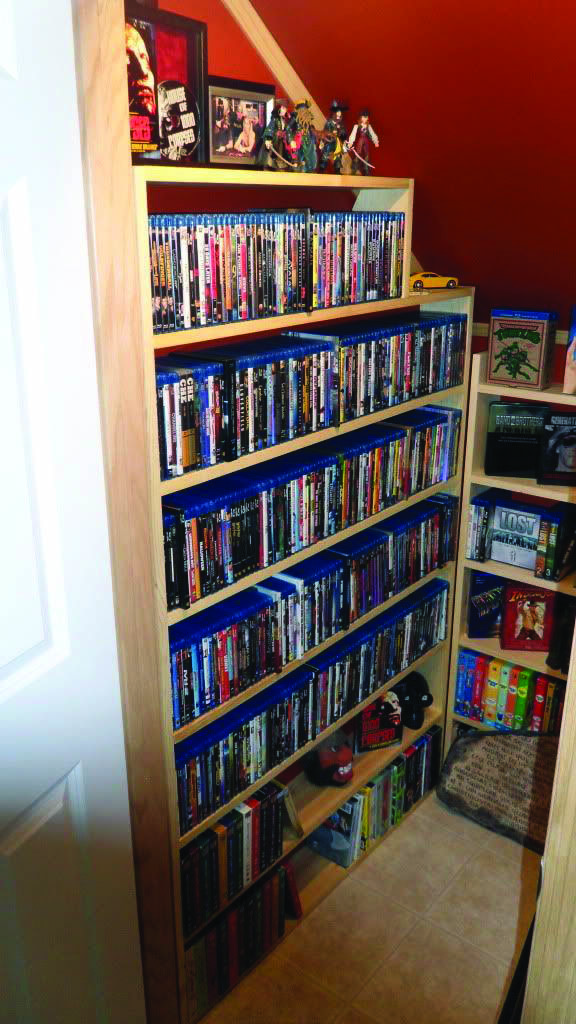 Nice Dvd Storage Pages Made Easy Diy Dvd Storage Diy Space Saving Dvd Storage