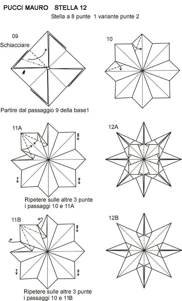 17 best images about origami star on pinterest