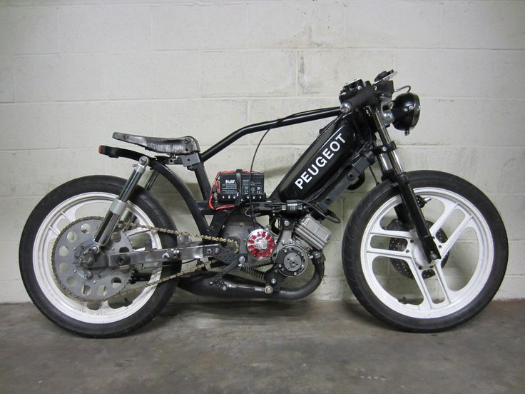 31 best custom moped images on pinterest | mopeds, scooters and