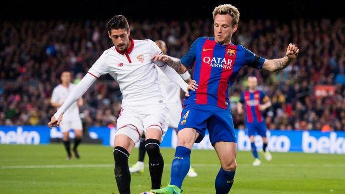 Sevilla Tunduk Dari Barcelona Dengan Skor 3-0