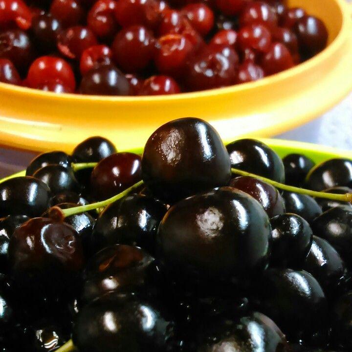 Cherries by choice