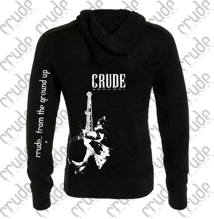 Oilfield Gear From CRUDE APPAREL