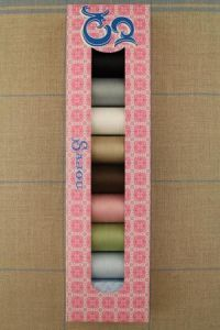 Boîte sélection Sajou - huit bobines fil polyvalent - 100m
