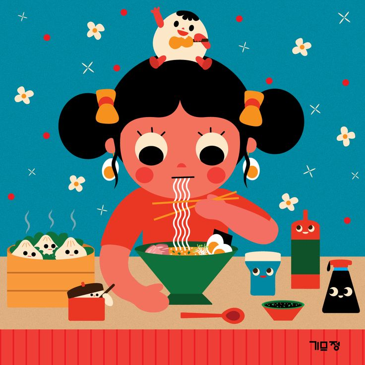 Lunch Dream on Behance