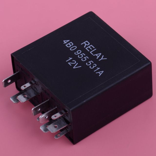 Citall 11 Pin 377 Intermittent Delay Wiper Motor Control Relay 4b0955531a For Vw Golf Gti Passat Jetta Audi A4 A6 A8 4b0955 531 Vw Passat Vw New Beetle Audi A4