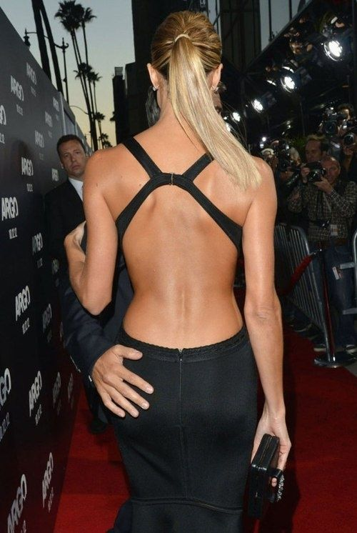 hot backless