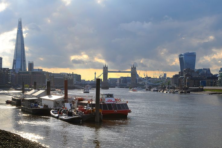 London - Themsen