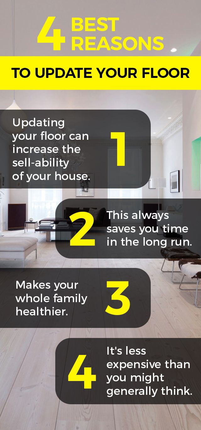 4 Best Reasons To Update Flooring Infographic Https Www Expressflooring Com Flooring Store Flooring Commercial Flooring