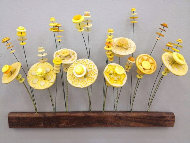 Button Floozies: Discovering The Button Florist