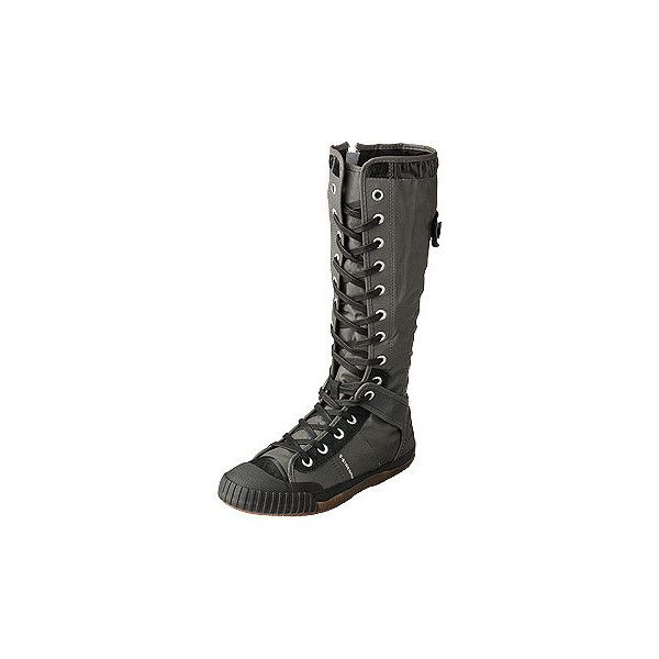 Stiefel Kabuki von G-Star | G-Star | Marken bei yalook.com ($165) ❤ liked on Polyvore featuring shoes, boots, g-star raw and g star raw shoes