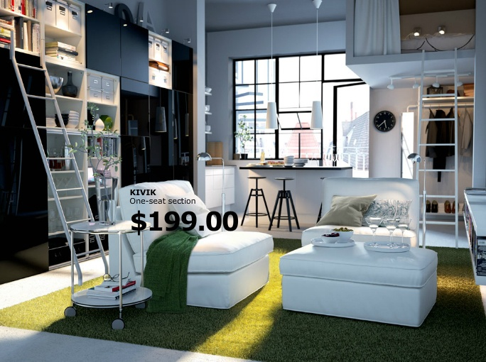 Ikea compact living  Compact living Spaces  Pinterest