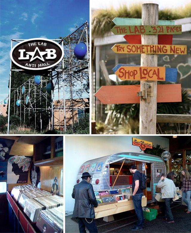 The Lab Anti-mall - Costa Mesa, CA