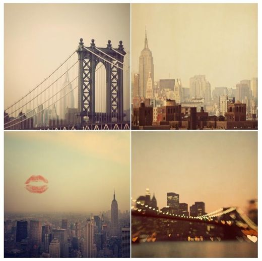 New York, NY. Best city EVA. I always feel @ home in this city. Brings me back to my roots {rip daddy}