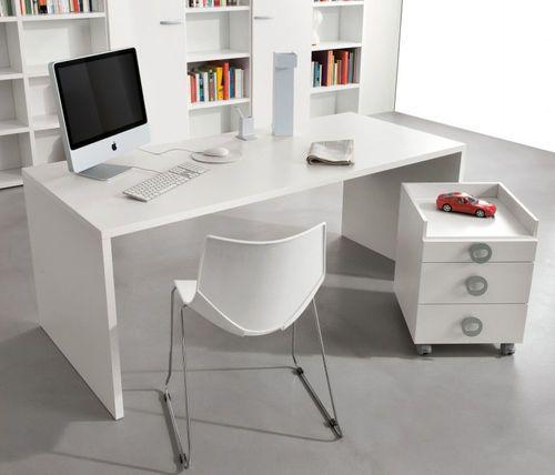 Le 25 migliori idee su scrivania moderna su pinterest - Mobile da scrivania ...