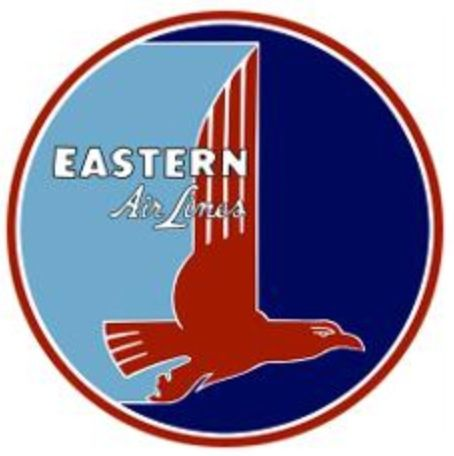 Eastern Airlines Retro Logo 1940s