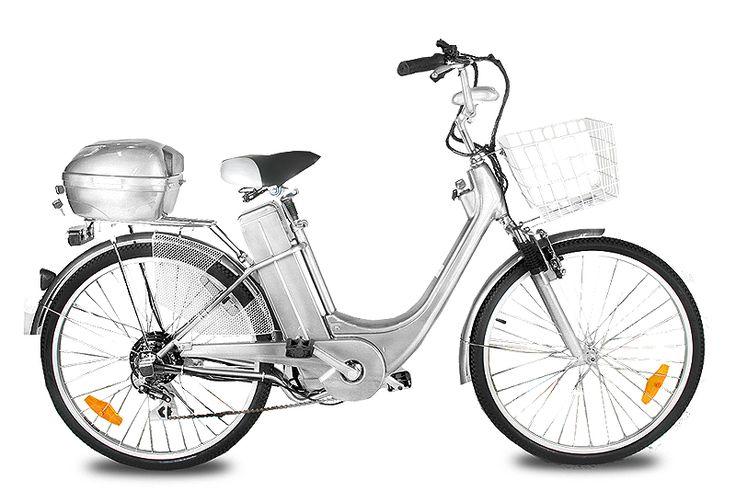 E-GO! CITY/250W Elektro Fahrrad 26