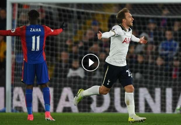 Extended Video: Crystal Palace vs Tottenham Hotspur Highlights and All Goals Online - Premier League - 26 April 2017 - FootballVideoHighlights.com. Yo...