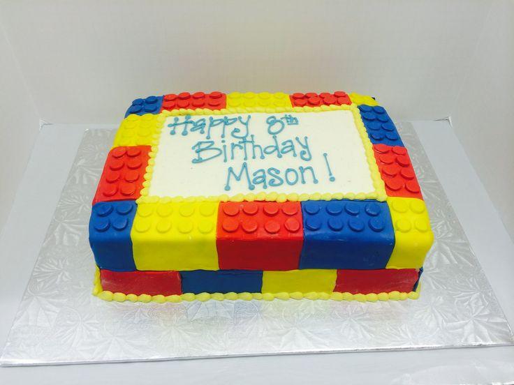 Lego Birthday Cake Baton Rouge