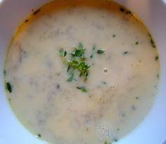 Officielt efterår = cremet champignonsuppe | With love and sugar