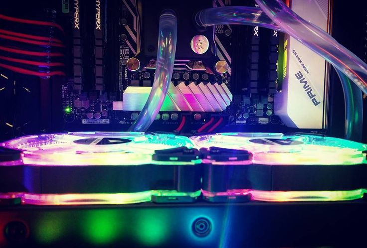 Sneak peek into one of our latest builds. 😍😍 #pcmastterrace #rgb #custompc #custom #pcmods #gamingpc #pcgaming #pc #AVADirect